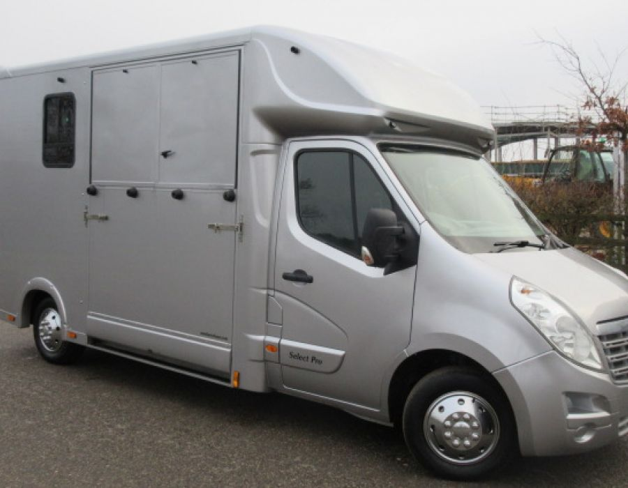 Ref 423 2016 Vauxhall Movano Select Pro £26,850