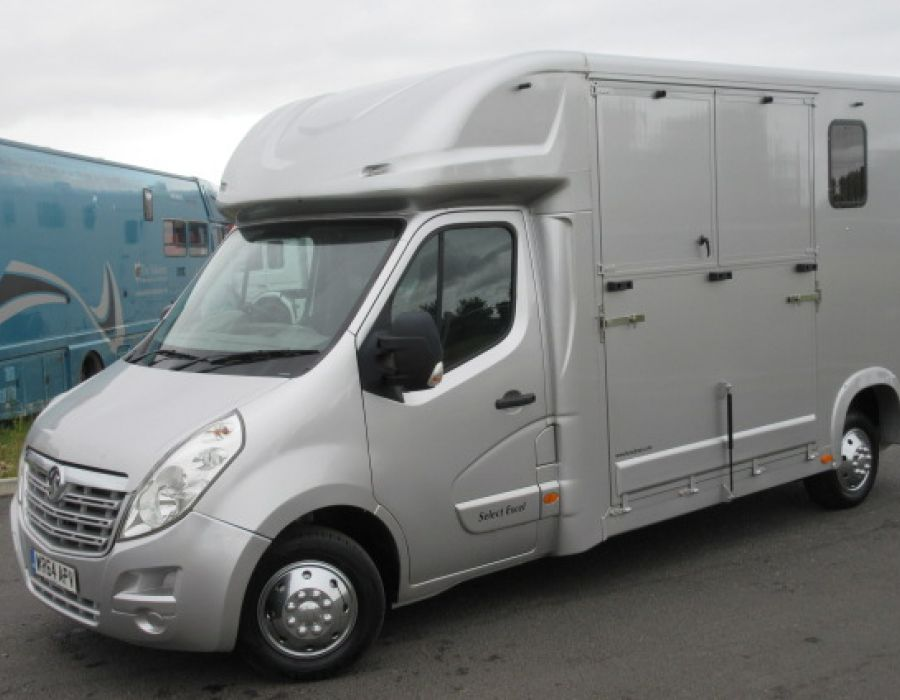 ref 315 2015 Vauxhall Movano Select Excel £24850