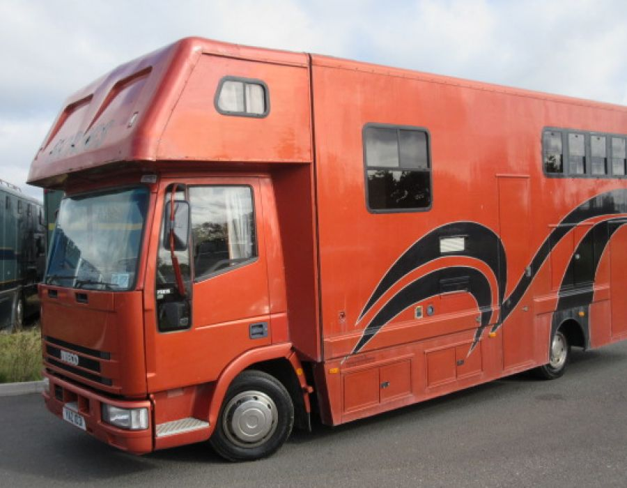 ref 381 Iveco 1999 £11950